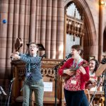 perform at Ukulele Festival of Scotland